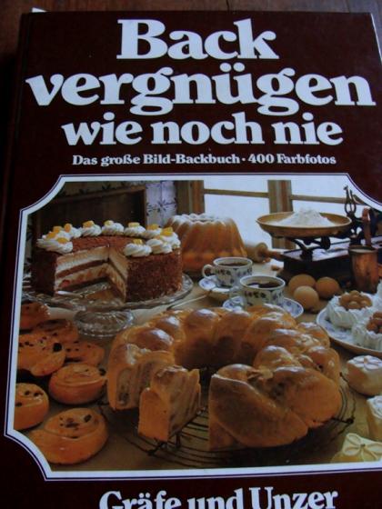 Livro Alemão de Receitas